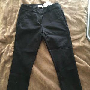 LOFT Petite Skinny Curvy Fit Pants